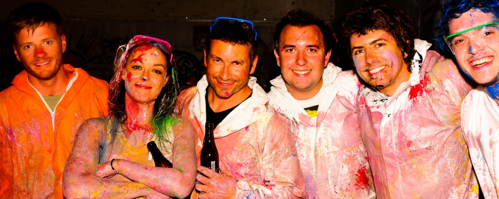 WHEREIS PAINT PARTY